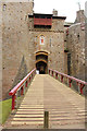 ST1382 : The Gatehouse, Castell Coch by Richard Croft