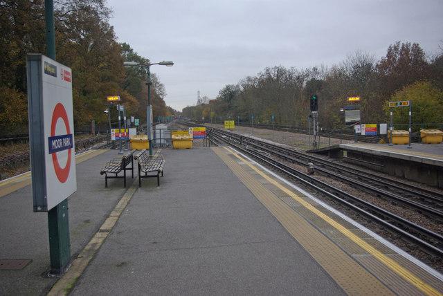 Moor Park Station