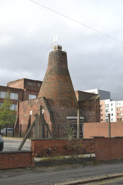 Cementation Furnace Doncaster Street Terry Robinson Cc By Sa