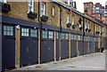 TQ3082 : Colonnade Mews, near Russell Square by Jim Osley