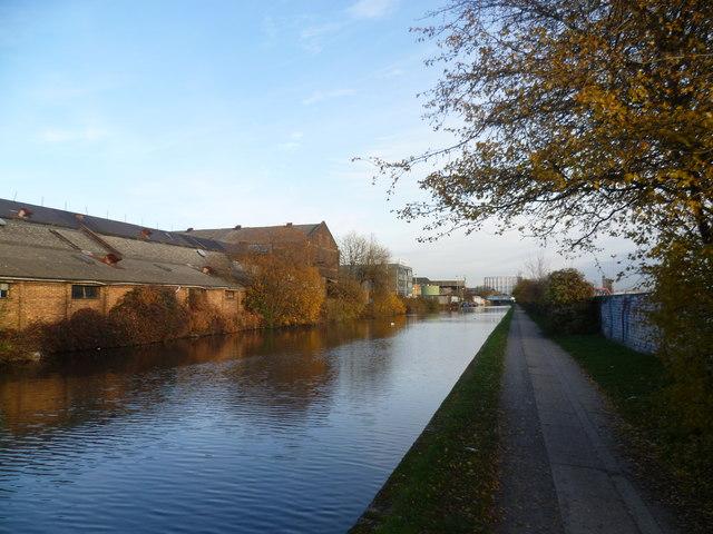 Paddington Arm of the Grand Union Canal