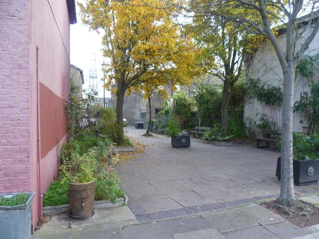 View from Goodhall Street, Harlesden