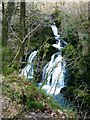 NY3203 : Colwith Force by Norman Caesar