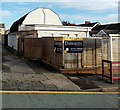 SS6793 : Ysgol Street hall to let, Swansea by Jaggery
