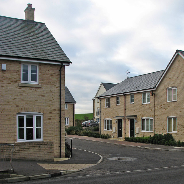 Cherry Hinton Limedale Close