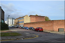 SK3487 : Doncaster Street, Shalesmoor, Sheffield by Terry Robinson