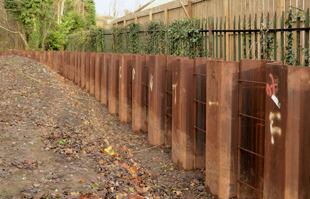 Flood alleviation works, Orangefield Park, Belfast (11)