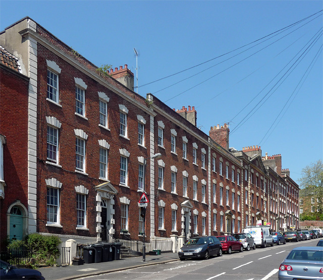 2 9 Albemarle Row Bristol