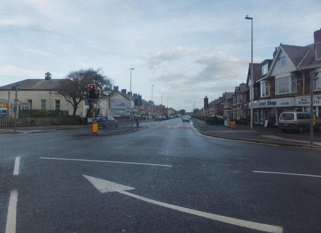 Waterloo Road, Blackpool