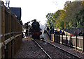 TQ3838 : Black 5 at East Grinstead by Ian Taylor