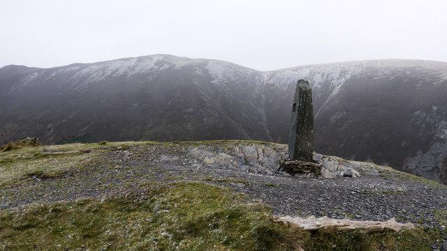 Summit area of Dodd