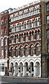 TQ3182 : Former warehouse, Farringdon Road by Julian Osley