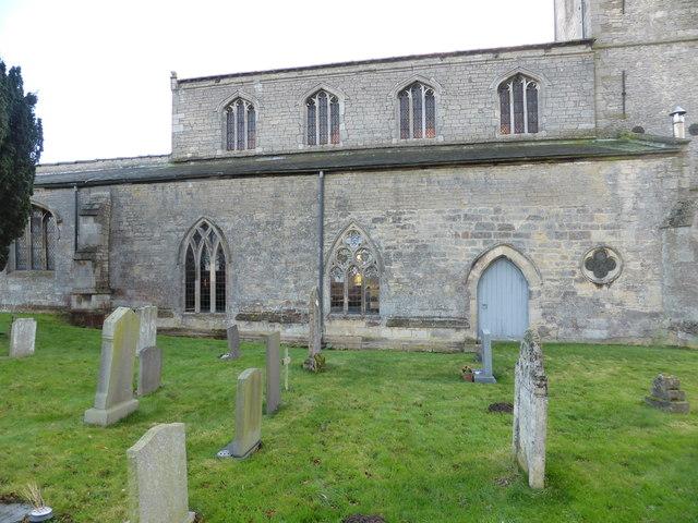 Church of St John the Evangelist: The Devil's Door