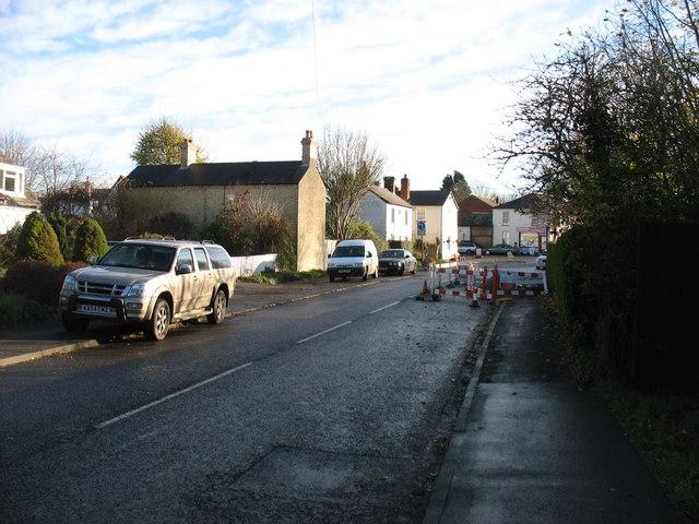 Litlington village