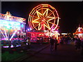 TQ7468 : Christmas Fair, Rochester Castle Gardens by Chris Whippet