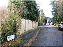 SJ8587 : Daylesford Close by Alex McGregor