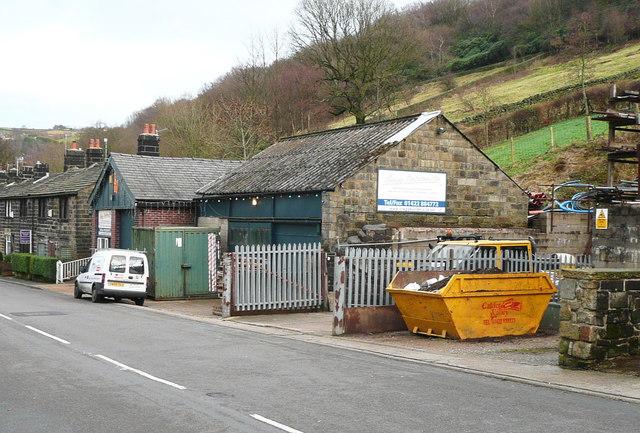 Cragg Builders, Cragg Road, Cragg Vale
