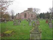 NY6820 : St. Lawrence, Appleby, east end by Jonathan Thacker