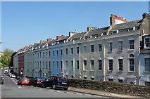 ST5672 : Cornwallis Crescent, Bristol by Stephen Richards