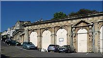 ST5672 : Former Grand Spa Pump Room, Princes' Lane, Bristol by Stephen Richards
