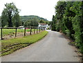 ST7399 : Entrance to Vale Vets, Stinchcombe by Jaggery
