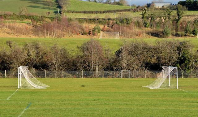 Goalposts, Dundonald (1)
