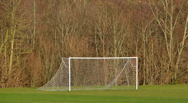 Goalposts, Dundonald (2)