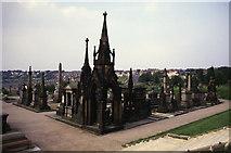 SE1734 : Undercliffe Cemetery, Bradford by Chris Allen