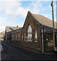 SS6595 : School building in Brynhyfryd Street, Swansea by Jaggery