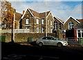SS6595 : Brynhyfryd Junior School, Swansea by Jaggery