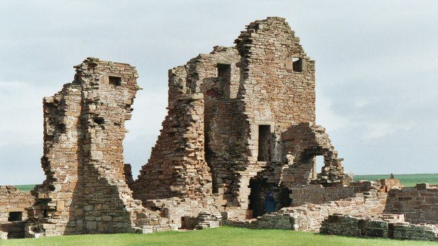 North-east tower, Earl's Palace