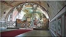 HY4800 : Rood screen, Italian chapel, Lamb Holm by David Hawgood