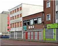 J3375 : Nos 101-107 York Street, Belfast by Albert Bridge