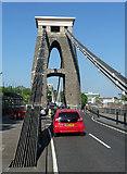 ST5673 : Clifton Suspension Bridge, Bristol (2) by Stephen Richards