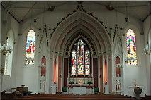 SD5192 : Holy Trinity and Saint George Catholic Church Kendal by edward mcmaihin