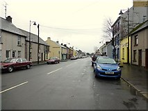 H5467 : Main Street, Beragh by Kenneth  Allen