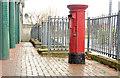 J3876 : Pillar box, Knocknagoney, Belfast by Albert Bridge