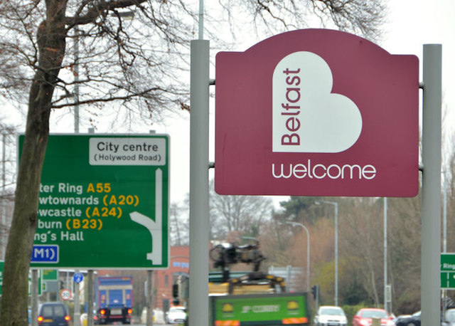 """""""Welcome to Belfast"""""""