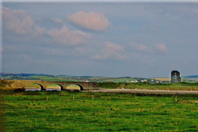 R478 Bridge over Inagh River between Liscannor & Lehinch