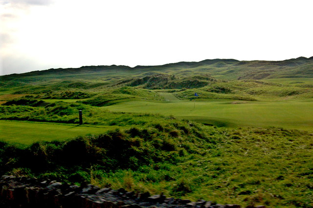 Lehinch Golf Club Links Course west of R478