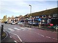 SP3275 : Shops and Post Office, Green Lane, Finham, Coventry by Robin Stott