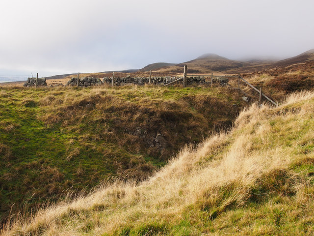South-east slope of West Lomond