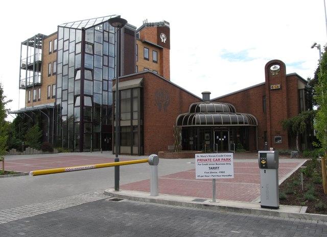 St Mary's Navan Credit Union, Kennedy Road, Navan