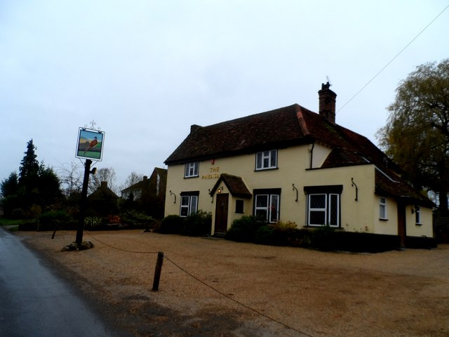 The Pheasant, Great Chishill