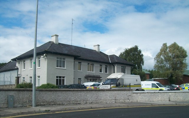 Navan Garda Station in Abbey Road