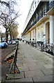 SO9422 : Terrace of Regency houses, The Promenade, Cheltenham, Glos by P L Chadwick