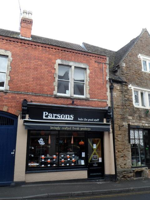 Parsons Bakery, Wotton-under-Edge