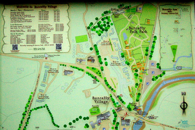 Bunratty - Village Mills Directory