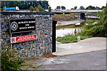R4560 : Bunratty - Search & Rescue Service along Owengarney River by Joseph Mischyshyn