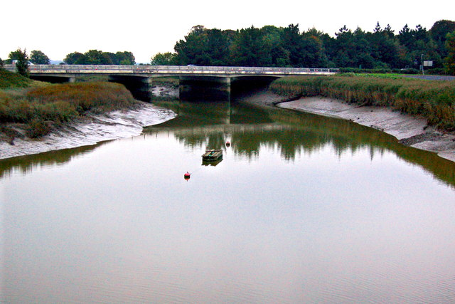 Bunratty - N18 Bridge over Owengarney River
